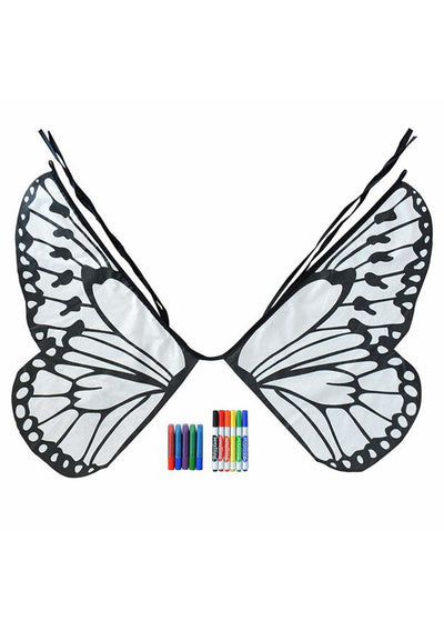 Design Your Own Butterfly Wings - Growing Potential
