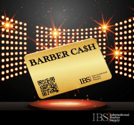 BARBER CASH - Ibs importadora