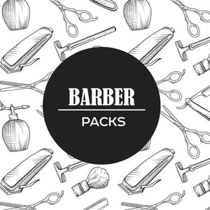 BARBER PACKS