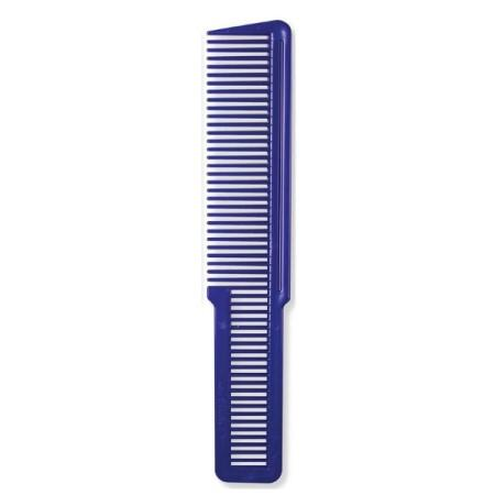 WAHL FLAT TOP COMB AZUL , WAHL ,ANDIS,OSTER, BABYLISS, JRL, DIANE, EUROMAX,wahl peru,andis peru, NECK PAPER, gummy
