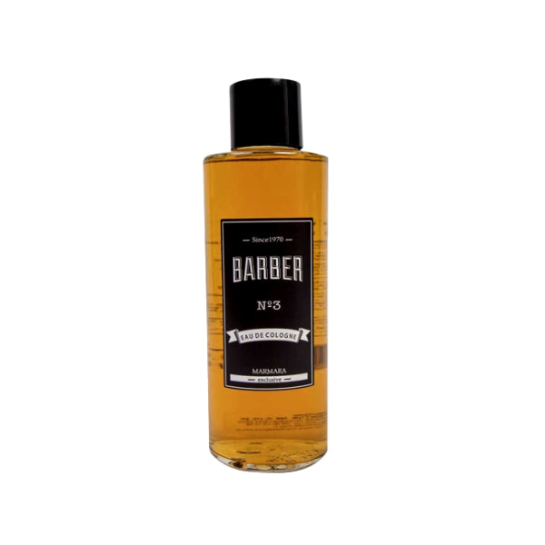 Barber by Marmara N° 3  Eau de cologne 500ml