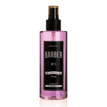 Barber by Marmara  N° 1 spray after shave, loción , tienda del barbero , barba