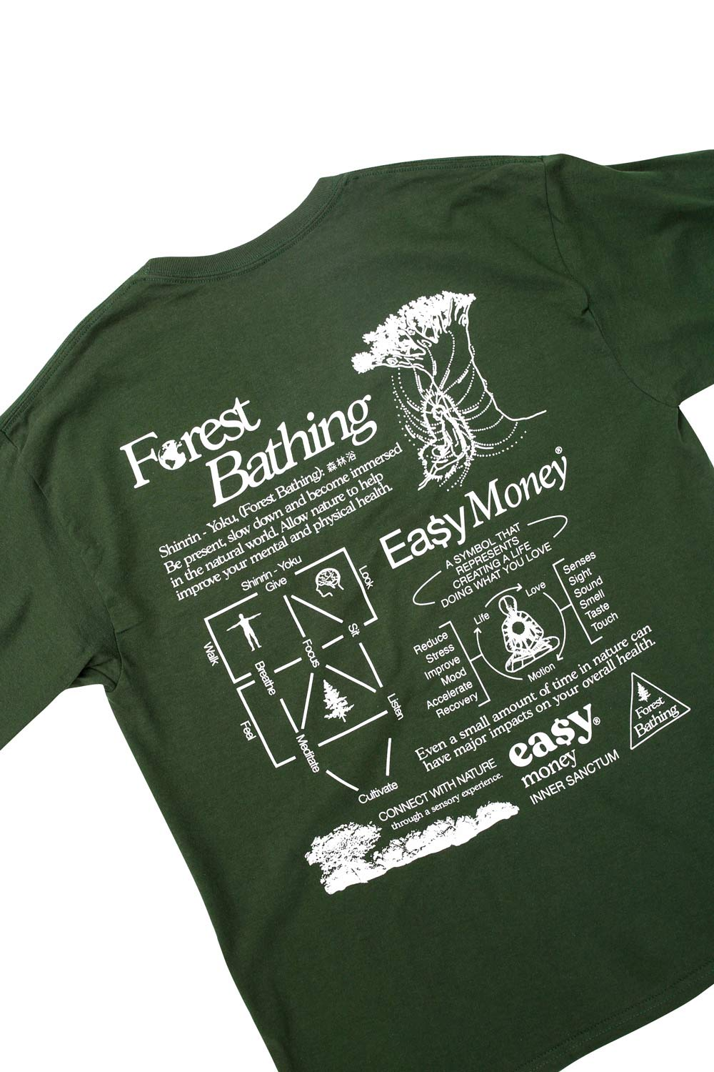 "EA$Y® ""Forest Bathing"" Long Sleeve"