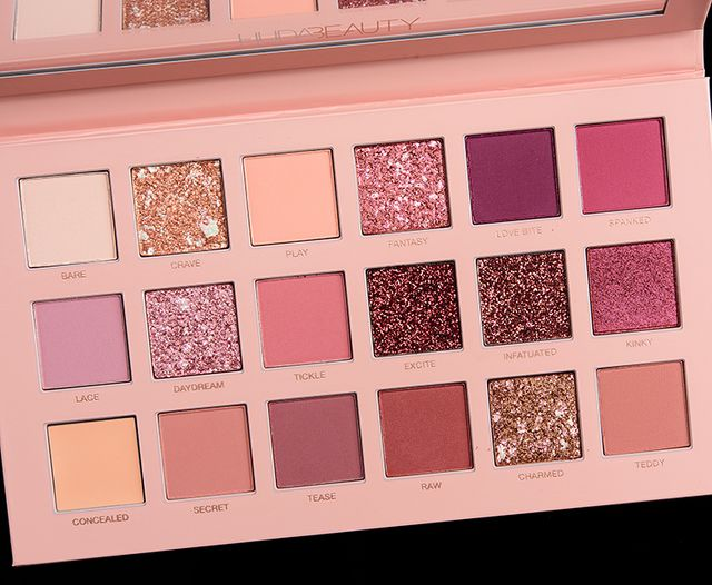 The New Nude Eyeshadow Palette - beautyfull