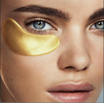 24k Gold eye treatment mask - beautyfull