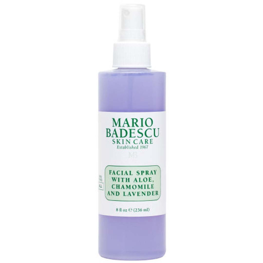 FACIAL SPRAY WITH ALOE, CHAMOMILE AND LAVENDER - beautyfull