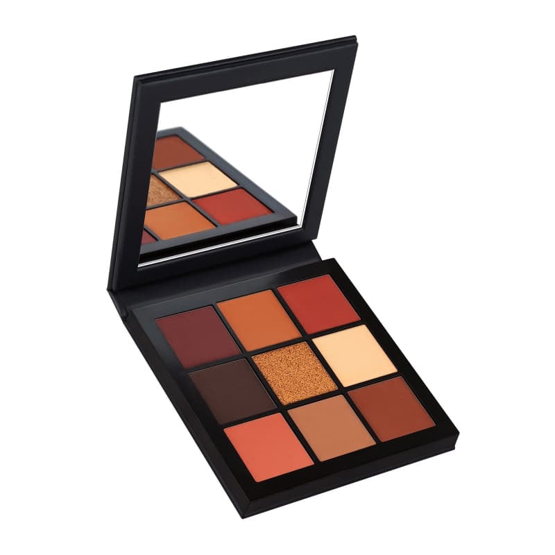 Warm Browns Obsessions Eyeshadow Palette - beautyfull