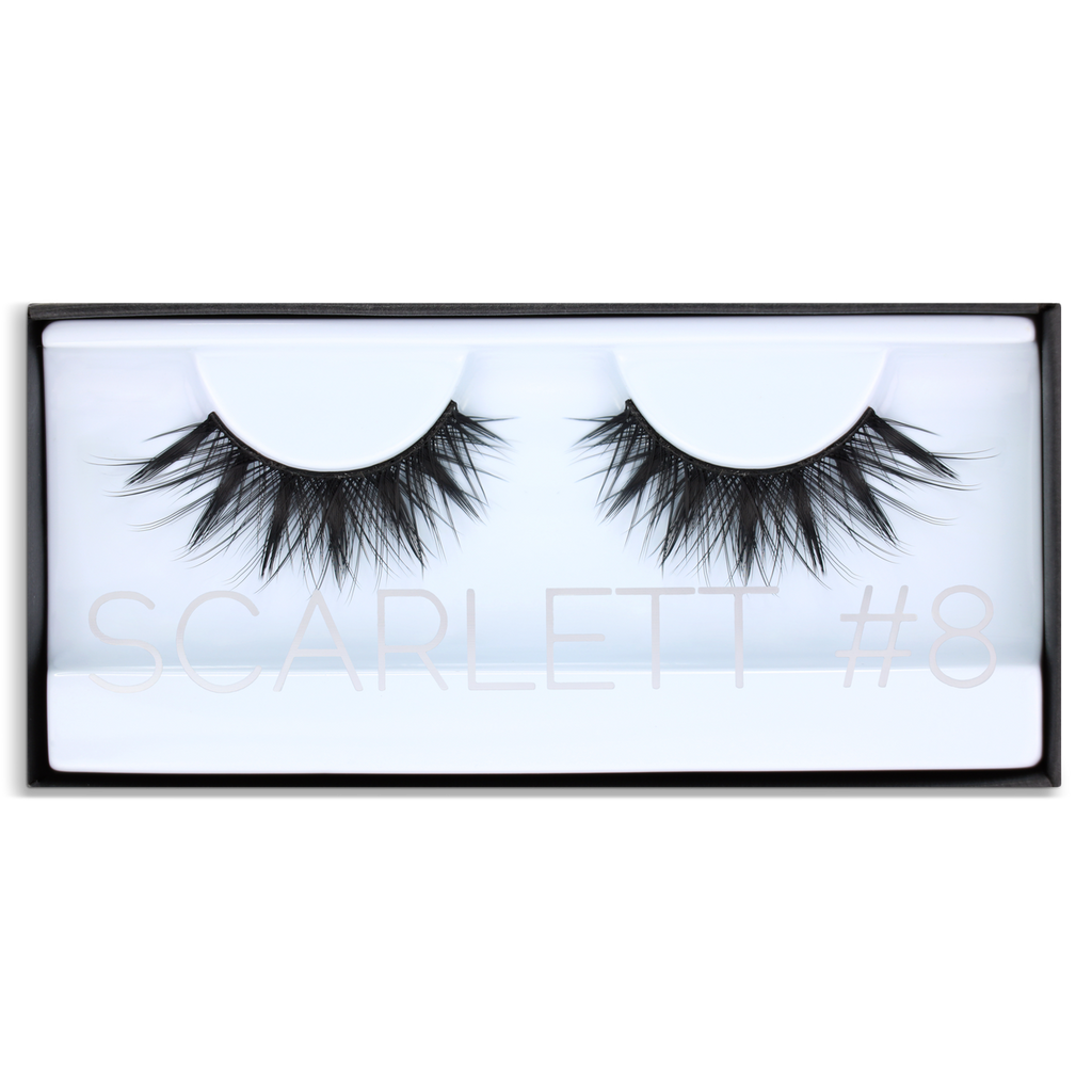 Huda beauty scarlett lashes #8 - beautyfull