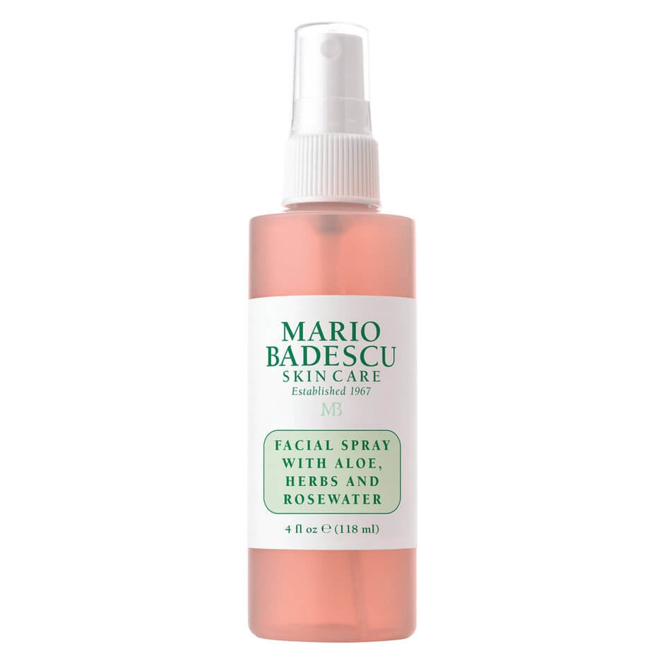 Facial Spray With Aloe, Herbs & Rosewater - beautyfull
