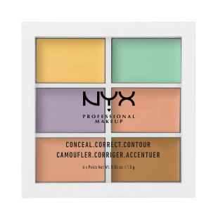 3C Palette Colour Correcting Concealer - beautyfull