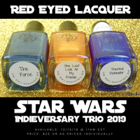 Star Wars Indieversary Trio