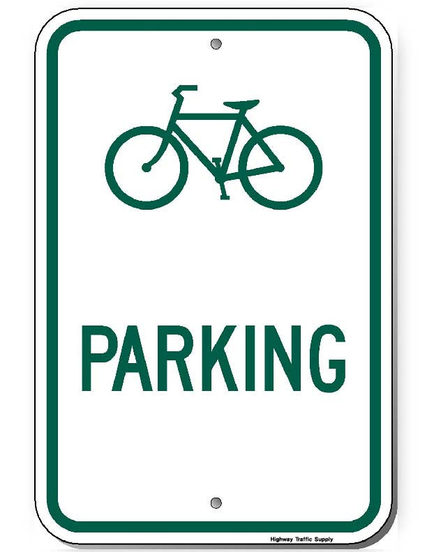 Bicycle Parking (Symbol)