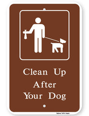 Dog and Pet Signs