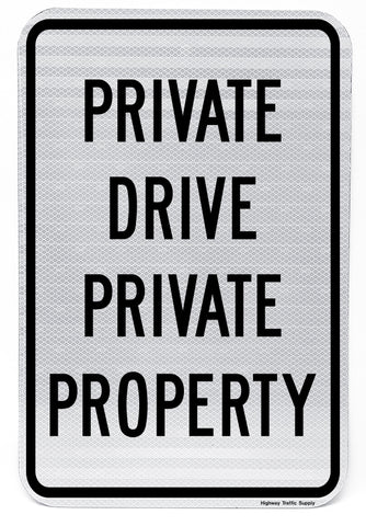 Private Property Signs | Highway Traffic Supply – Page 2