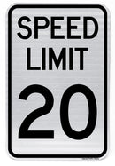 R2-1 Speed Limit Sign (20)