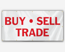 Buy Sell Trade Banner