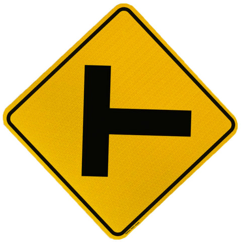Intersection Sign