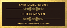 Load image into Gallery viewer, Kannam Oud 100 Year Old
