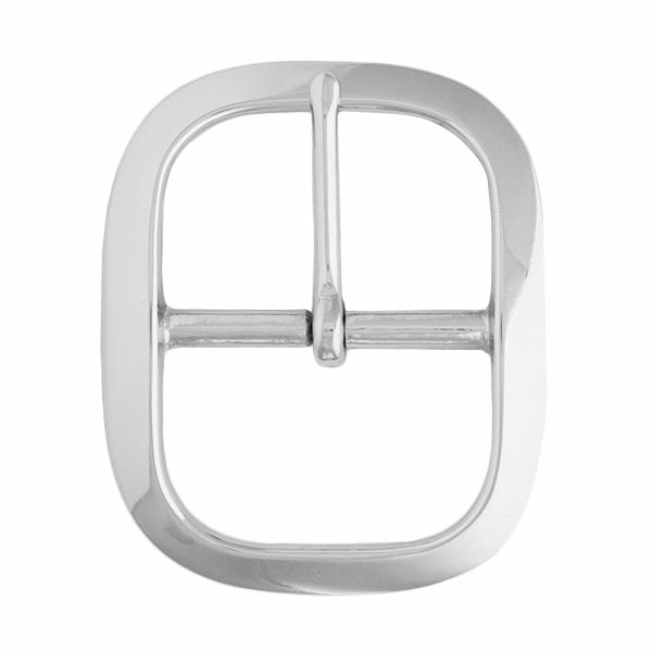Rounded Corner Buckles - Maine-Line Leather - 1