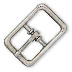 Bridle Buckle - Maine-Line Leather - 1