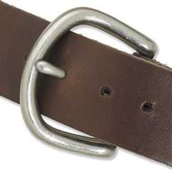 Round Heel Bar Buckles - Maine-Line Leather
