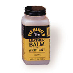 Fiebing's Leather Balm w/Atom Wax - Maine-Line Leather - 1