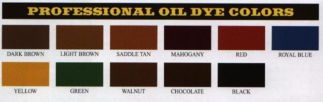 Fiebing's Professional Oil Dye 4 oz - Maine-Line Leather