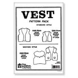 Vest Pattern Pack - Maine-Line Leather
