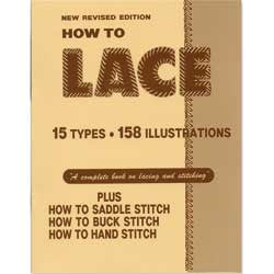 How To Lace Book - Maine-Line Leather