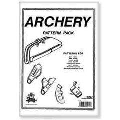 Archery Pattern Pack - Maine-Line Leather
