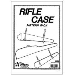 Rifle Case Pattern Pack - Maine-Line Leather