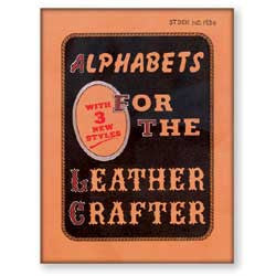Alphabets For The Leathercrafter Book