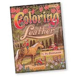 Coloring Leather Book - Maine-Line Leather