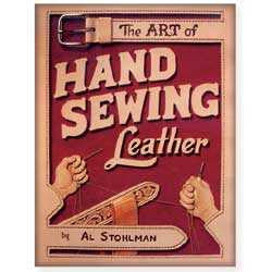 The Art Of Hand Sewing Leather Book - Maine-Line Leather
