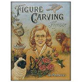 Figure Carving Finesse Book - Maine-Line Leather