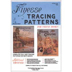 Finesse Tracing Patterns Pack - Maine-Line Leather