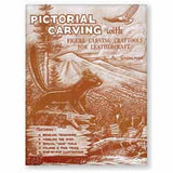 Pictorial Carving Book - Maine-Line Leather