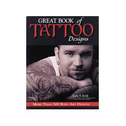 Great Book Of Tattoo Designs 66060-00 - Maine-Line Leather