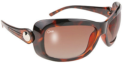 Chix Masquerade- Brown Fade/Tortoise - Maine-Line Leather