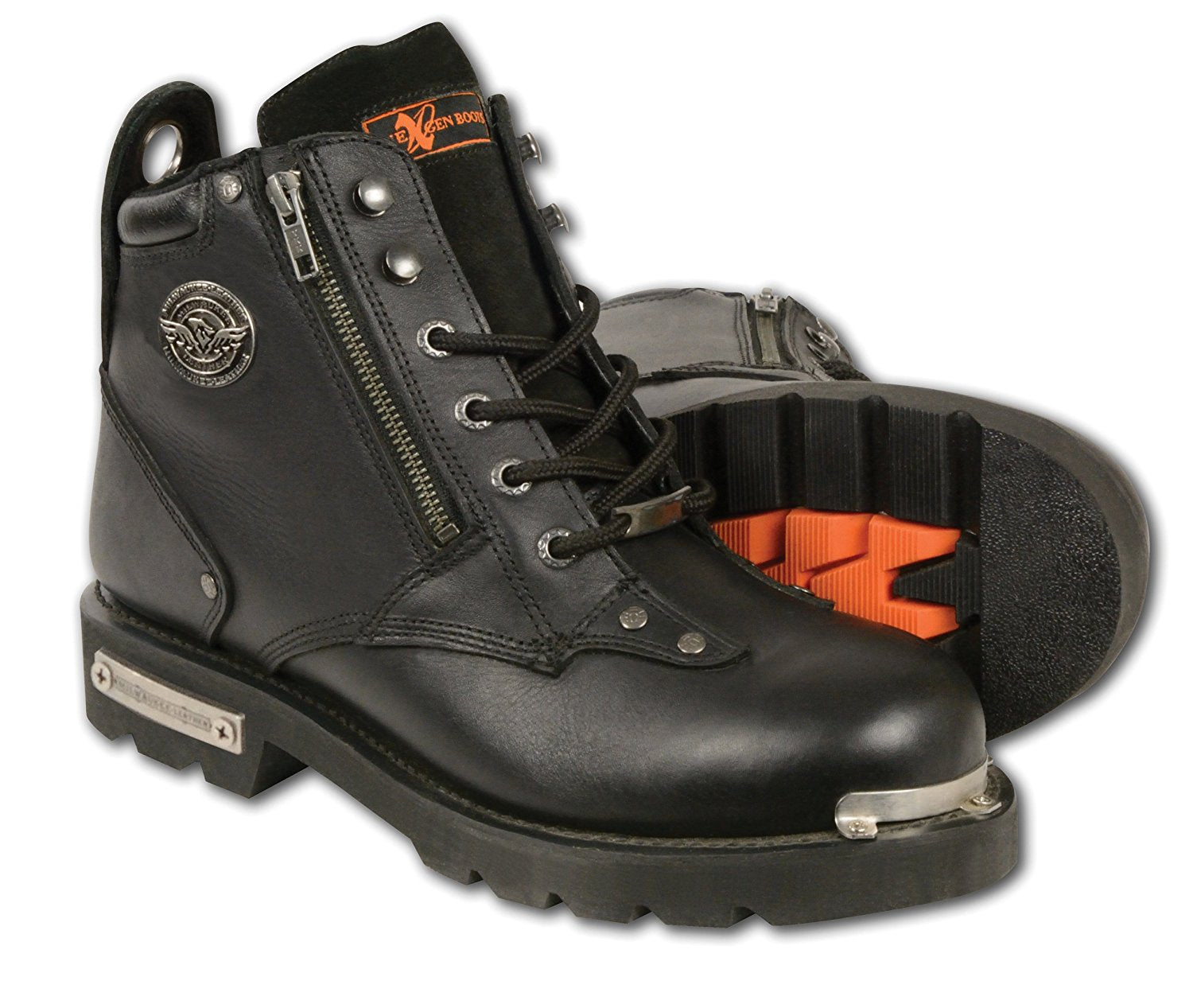 Milwaukee Leather Men's Classic Boots
