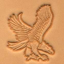Eagle Craftool 3-D Stamp (Right) - Maine-Line Leather