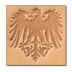Craftool 3-D Stamp Crest - Maine-Line Leather