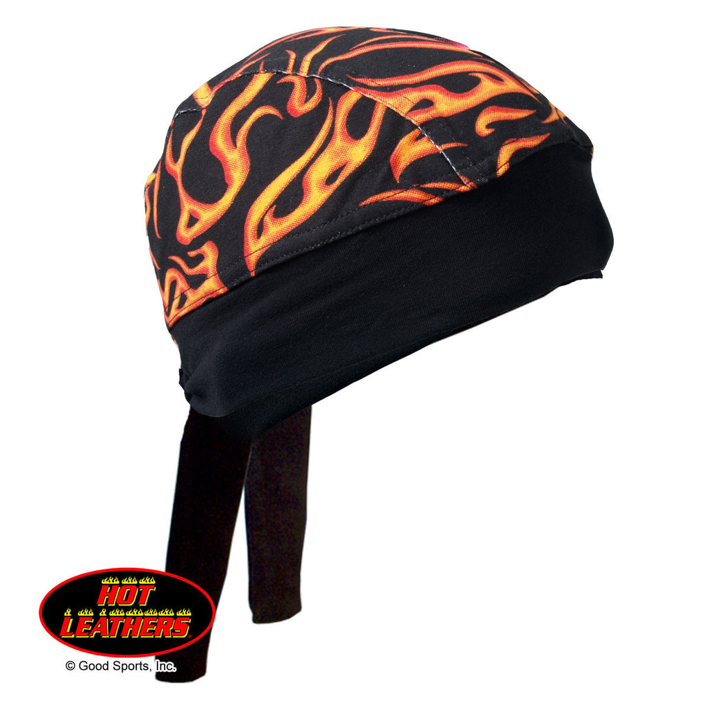 Z-Wrap Mini Red Flame Head Wrap
