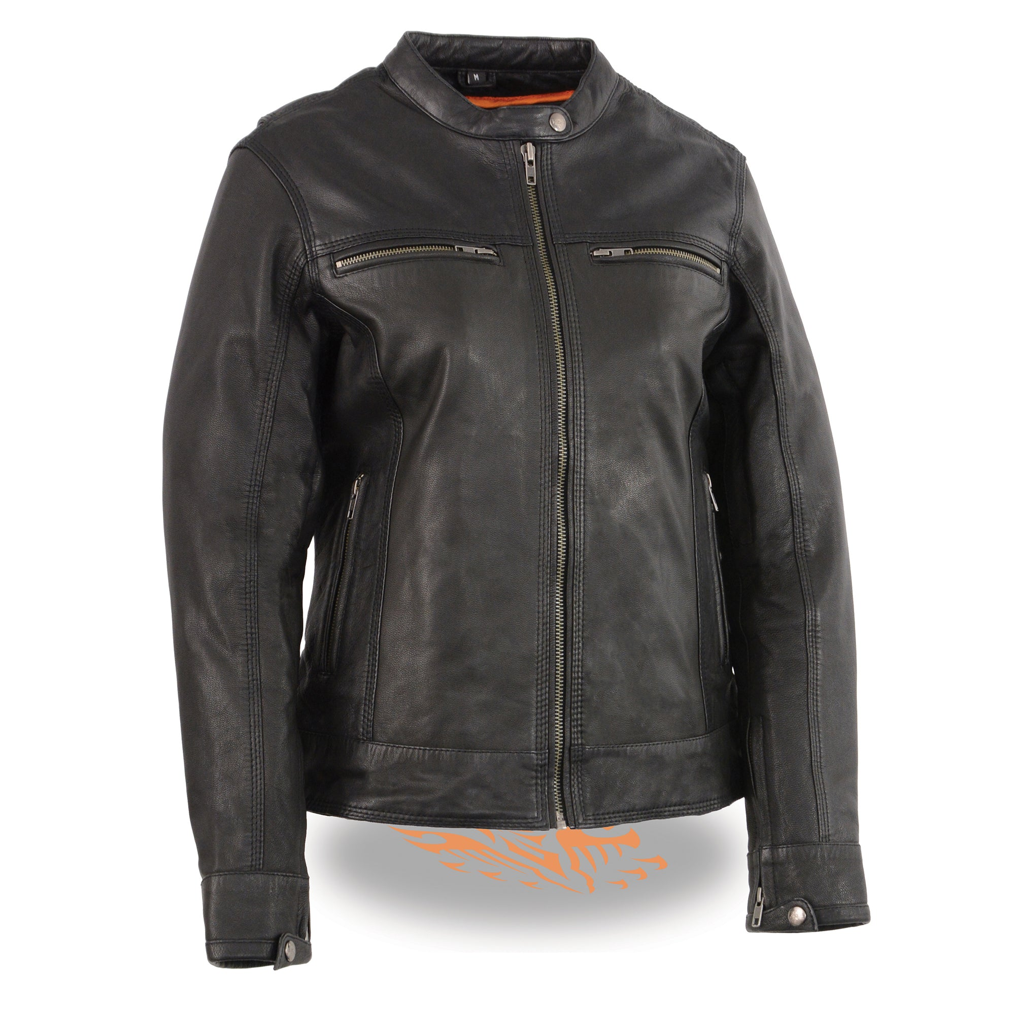 Women's Lightweight Triple Stitch Scooter Jacket w/ Venting