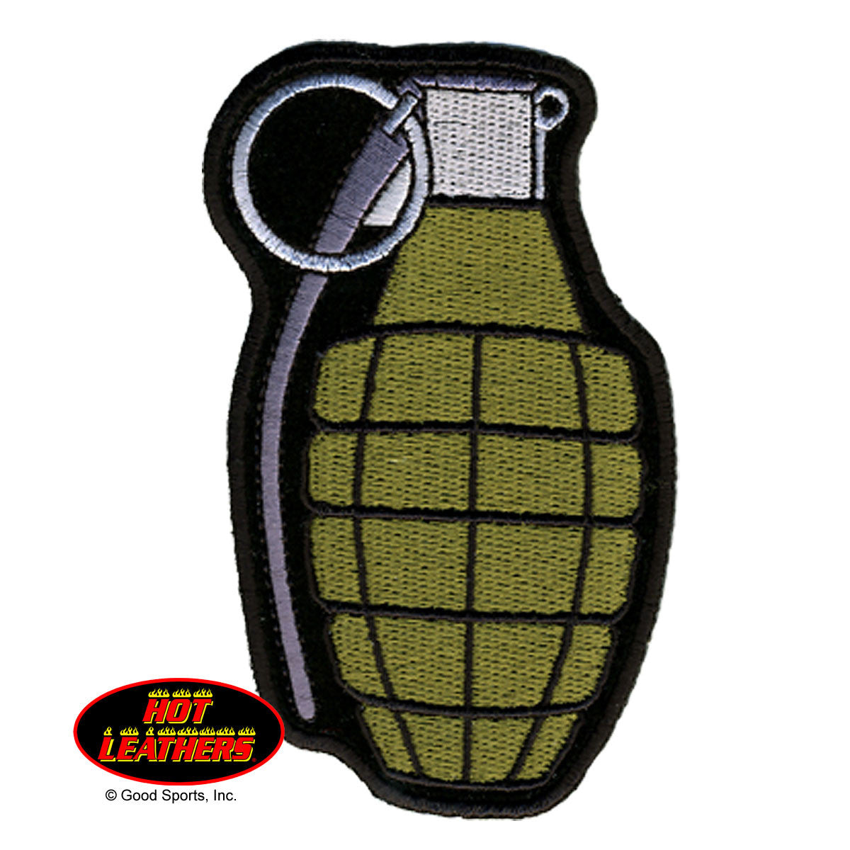 Hand Grenade - Maine-Line Leather