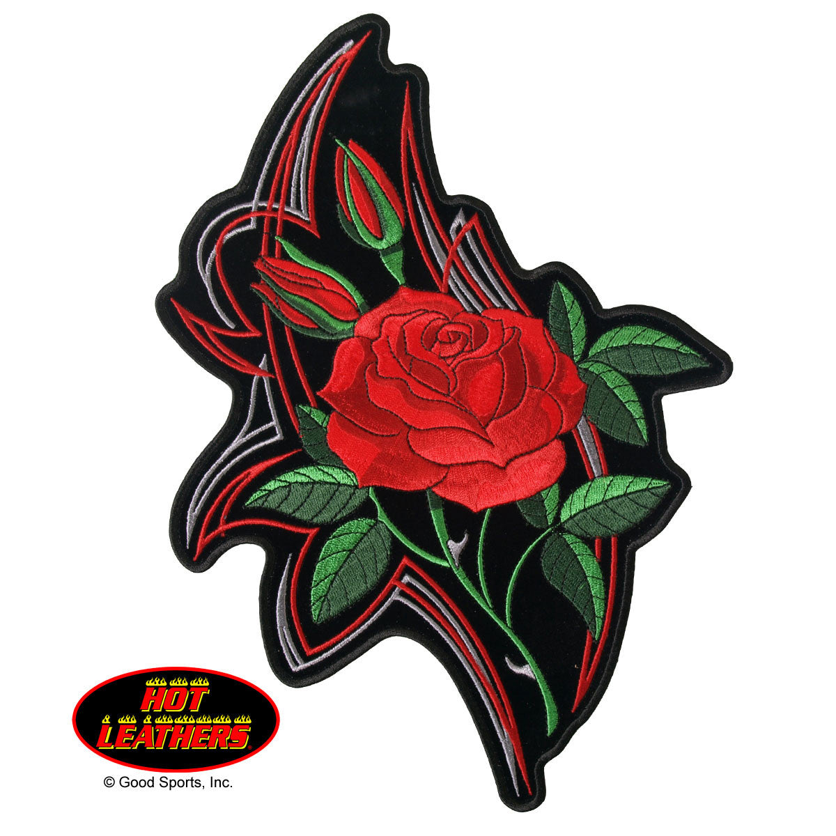 Mirror Roses - Maine-Line Leather