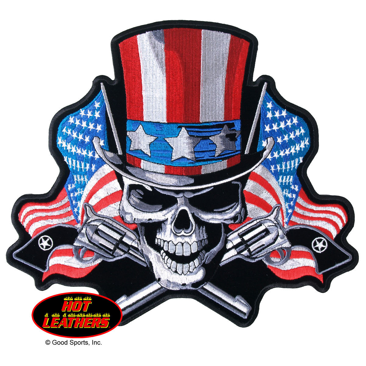 Angrier Uncle Sam - Maine-Line Leather