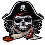 Pirate Skull - Maine-Line Leather