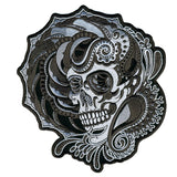 Henna Skull - Maine-Line Leather
