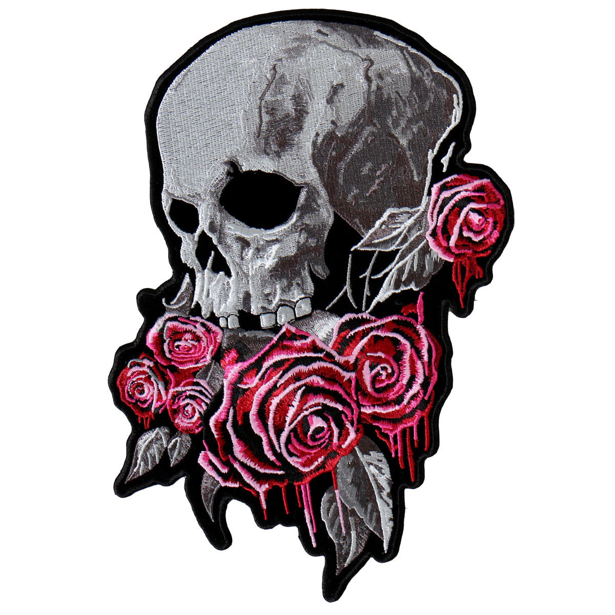 Bleeding Roses - Maine-Line Leather